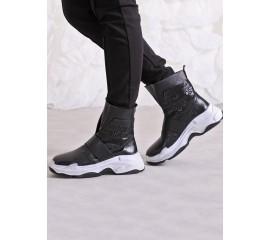 """Спортни обувки """"Secret Tittle"""" от естествена кожа"""
