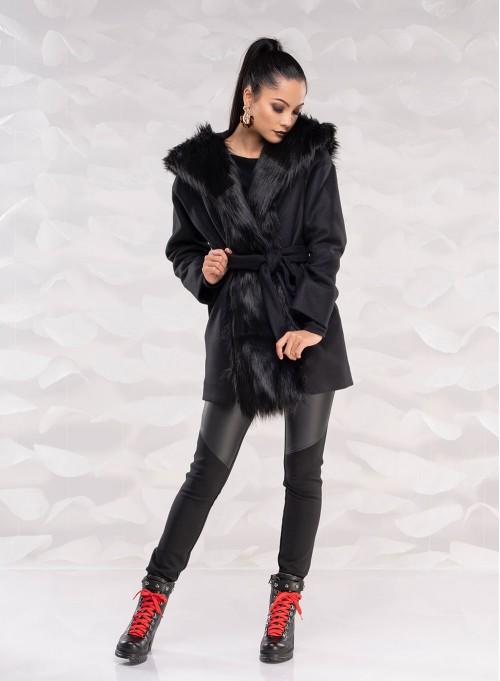 """Вълнено палто """"Wolf"""""""