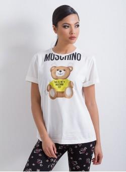 """Тениска """"Teddy"""" в свободен силует"""