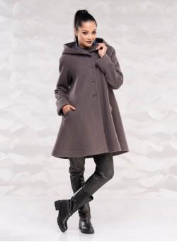 """Вълнено палто """"Bell"""""""