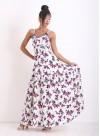 """Дълга рокля """"Fresh Mood"""" - 1"""