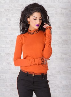 "Блуза ""Orange Sensation"""