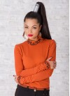 "Блуза ""Orange Sensation"" - 3"