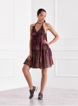 """Къса рокля """"Дезигуал"""""""